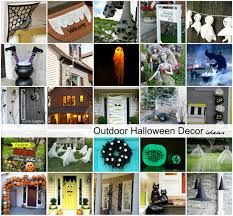 Outdoor Halloween Decorations Martha Stewart Loversiq by 100 Best Outdoor Halloween Decorations 100 143 Best