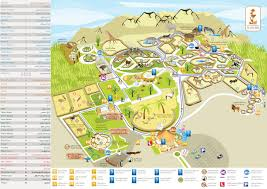 Map Of Abu Dhabi Abu Dhabi Zoo Location Map Emirates Park Zoo Map United Arab