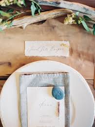 diy wedding place cards diy gold leaf place cards diy weddings oncewed