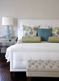 green and blue bedroom beautiful crisp white blue and green bedroom contemporary