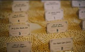 diy place cards show me your diy place cards weddingbee