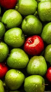 download green red apples iphone 6 plus hd wallpaper iphone