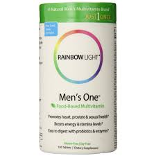 rainbow light men s one multivitamin review buy rainbow light men s one multivitamin 150 count online india