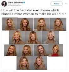 The Bachelor Meme - the bachelor casts four women named lauren daily mail online