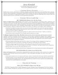 best customer service resumes resume template and professional