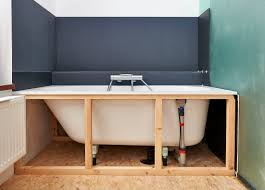Can You Paint A Fiberglass Bathtub How To Paint A Shower And Tub