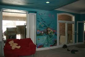 bawden fine murals sunken ship pirate underwater mural this mural was painted by angela bawden and eva bawden