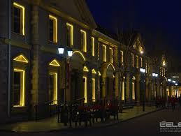 180 blade effect led lighting outdoor for windows china