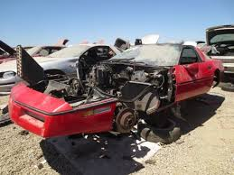 84 corvette value junkyard find 1985 chevrolet corvette the about cars