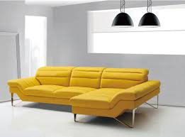 Sofa Casa Leather Uncategorized Yellow Sofas Inside Impressive Divani Casa Leven