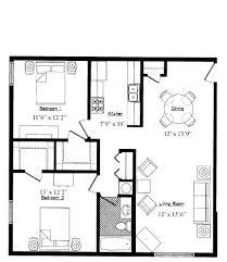 1000 Sq Ft Apartment by Jbj Properties Applecrest Apartments