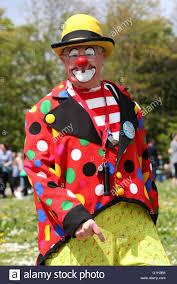 hotham park bognor regis uk 15th may 2016 pictured is clown