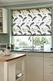 kitchen blinds ideas uk patterned vertical blind slats vintage blinds kitchen patterned