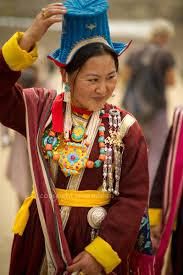 ladakh clothing costumes of ladakh the kingdom jozan