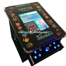 Pacman Game Table by Pac Man Mini Arcade Game Machine Pac Man Mini Arcade Game Machine