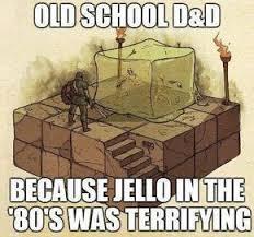 Rpg Memes - d d meme jello in the 80s was terrifying dnd pinterest jell o