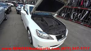lexus is 250 roof rack parting out 2009 lexus is 250 stock 7061yl tls auto recycling