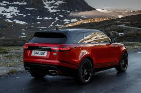 land rover suv 2018 2018 range rover velar first drive review automobile magazine