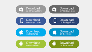 free app stores for android app store button free psd psdexplorer