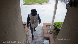 thief caught on camera stealing package from my porch youtube