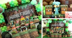 minecraft party 22 minecraft birthday for boys spaceships and laser beams