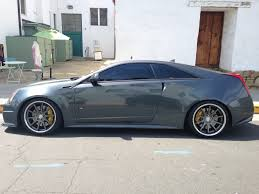 lowered cadillac cts read this before you install lowering springs