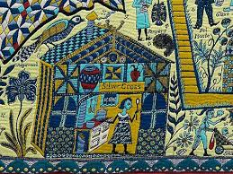 Grayson Perry Vanity Of Small Differences Grayson Perry U0027s Tapestries Tell The Story Of Class Mobility