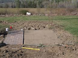 Installing Patio Pavers On Sand Diy Patio Installation How To Build A Paver Patio