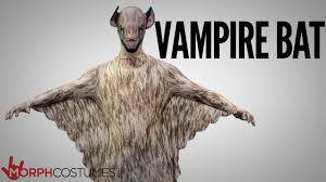 morphsuits halloween city morphcostumes vampire bat youtube