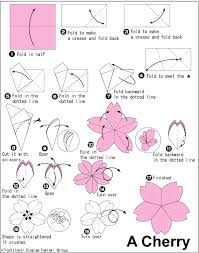 origami orchid tutorial origami cherry blossom origami flowers pinterest cherry