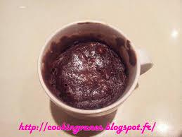 cuisine sans oeufs la cuisine de mimi mugcake au chocolat sans oeufs