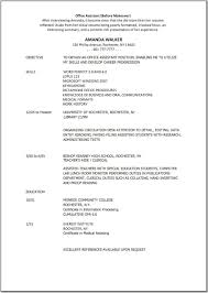 objective statement on a resume office assistant objective statement best business template resume office assistant objective resume template objective for intended for office assistant objective statement 9169