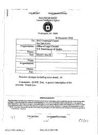 cover letter for cia cia memo background paper on cia u0027s combined use of interrogation