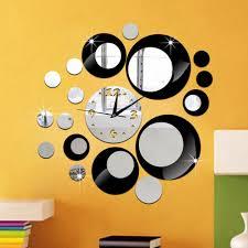 Decorative Wall Clocks For Living Room Popular Crystal Wall Clocks Buy Cheap Crystal Wall Clocks Lots