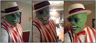 the mask costume the mask ideas