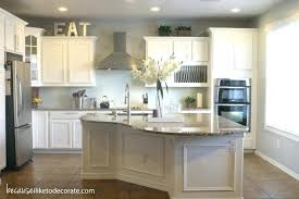 ideas for top of kitchen cabinets china cabinet decorating ideas above the cabinet decor above
