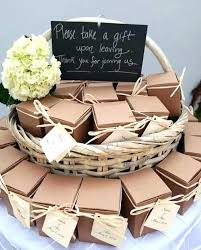 wedding guest gift ideas cheap wedding favors for guests ideas ghanko