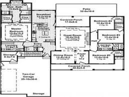100 5 bedroom farmhouse floor plans unusual design 2 storey