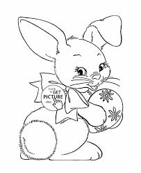bunny to color eliolera com