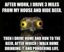 Potoo Bird Meme - livememe com weird stuff i do potoo