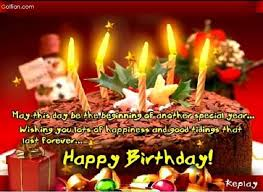 Happy Birthday Wishes For Wall Wishing You Health Happiness And Love On Your Special Day And