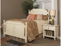 largo international bedroom queen shutter headboard b2060 53h