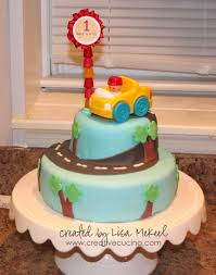 1st birthday cake for boy car image inspiration of cake and