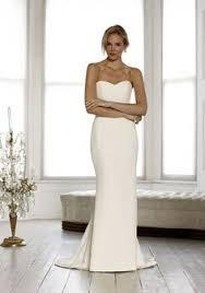 plain white wedding dresses pronovias s fall 2016 wedding dress collection is sheer