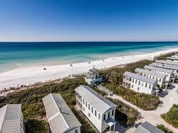 seaside florida 1br gulf front vacation rental cottage beachfront