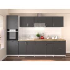 cuisine meuble bois meuble cuisine bois achat vente pas cher