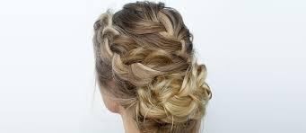 fancy chin length hair 12 updos for medium length hair lovehairstyles com