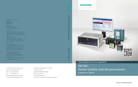 power quality and measurements product catalog sr 10 v1 0