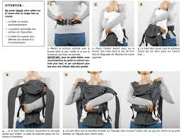 position siege bebe ventre storchewiege baby carrier turquoise naturiou