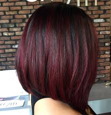 brown cherry hair color hair color 2017 black cherry hair